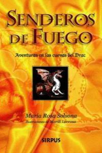 SENDEROS DE FUEGO: portada