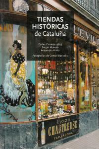 TIENDAS HISTORICAS DE CATALUñA: portada