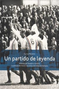 UN PARTIDO DE LEYENDA: portada