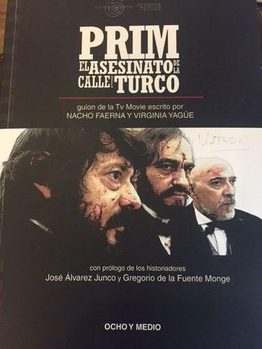 PRIM EL ASESINATO DE LA CALLE DEL TURCO: portada