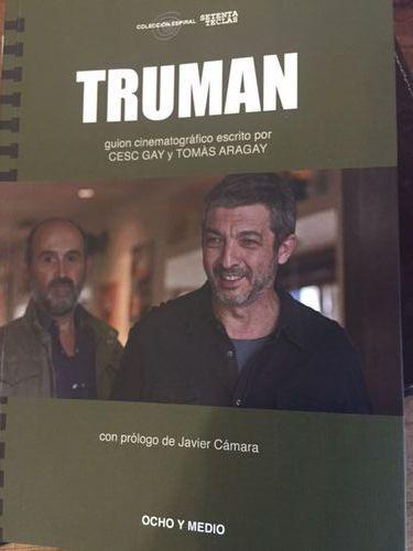 TRUMAN: portada