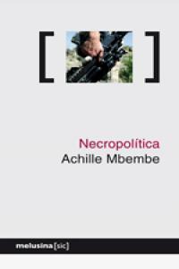 Necropolítica: portada