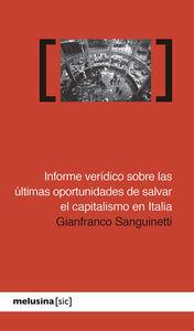 Informe ver�dico sobre las �ltimas oportunidades de...: portada