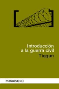 INTRODUCCION A LA GUERRA CIVIL: portada