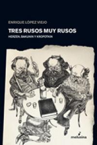 TRES RUSOS MUY RUSOS: portada