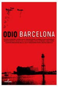 ODIO BARCELONA: portada