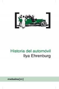 HISTORIA DEL AUTOMOVIL: portada