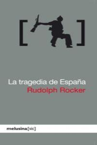 TRAGEDIA DE ESPAÑA,LA: portada