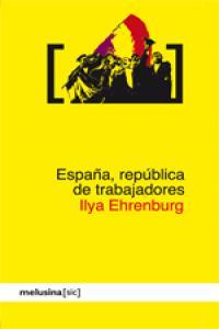 ESPA�A REPUBLICA DE TRABAJADORES: portada