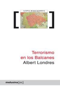 TERRORISMO EN LOS BALCANES: portada