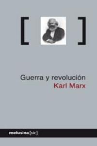 Guerra y revolución: portada