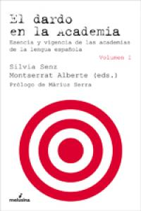 El dardo en la Academia - Dos volúmenes: portada