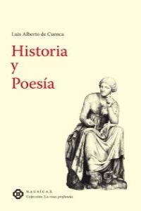 Historia y poesía: portada