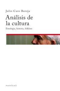 Análisis de la cultura: portada