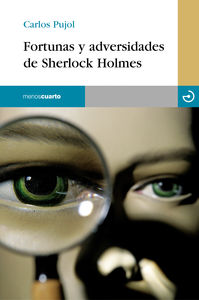 Fortunas y adversidades de Sherlock Holmes: portada