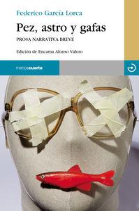 Pez, astro y gafas: portada