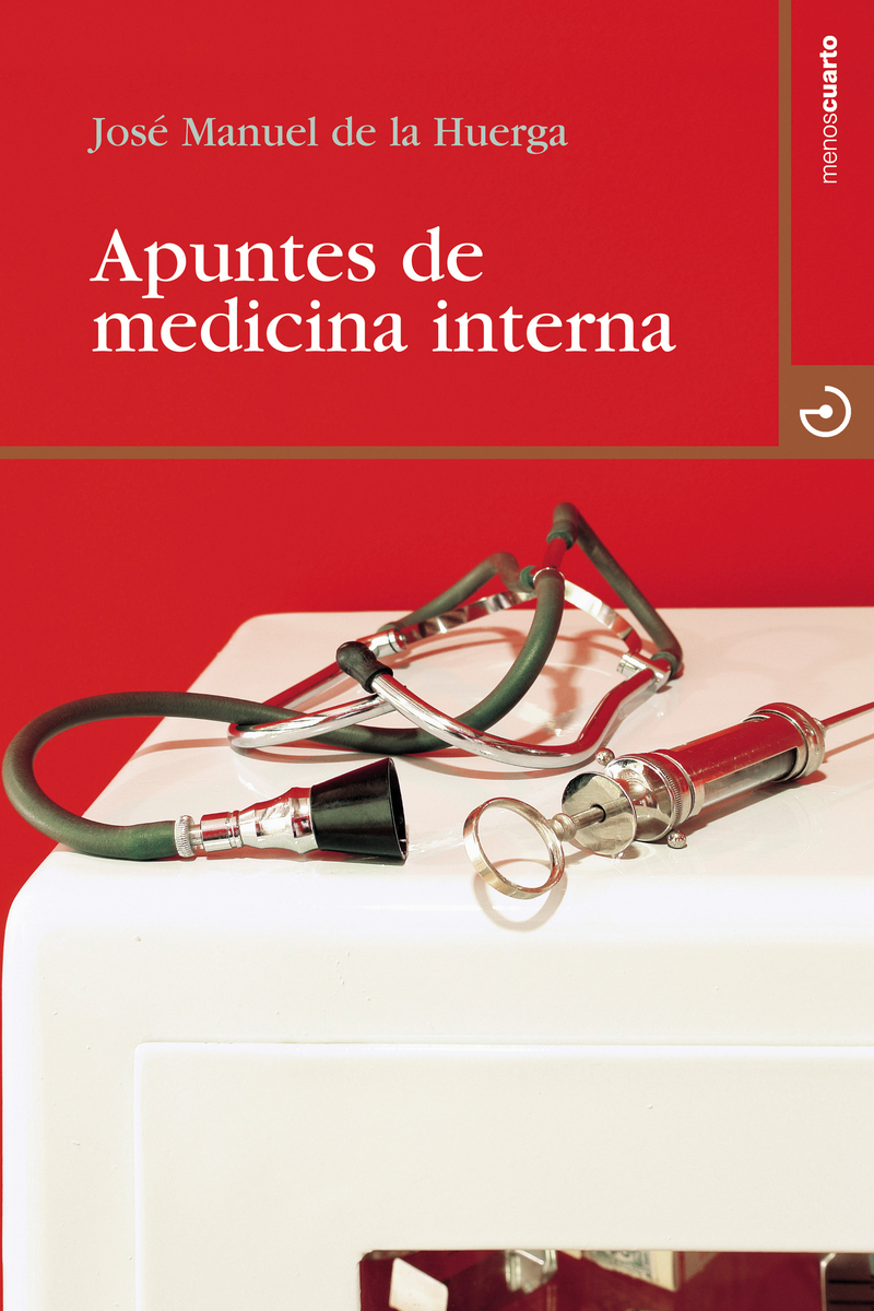 Apuntes de medicina interna: portada