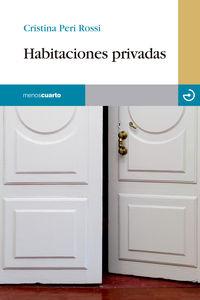 Habitaciones privadas: portada