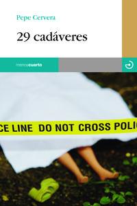 29 cadáveres: portada