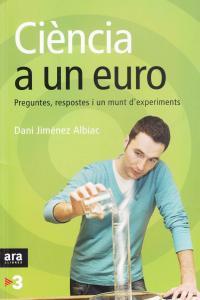 CIENCIA A UN EURO - CAT: portada