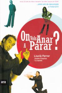 ON VOLS ANAR A PARAR - CAT: portada