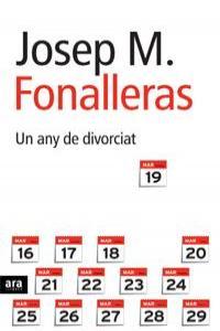 UN ANY DE DIVORCIAT - CAT: portada