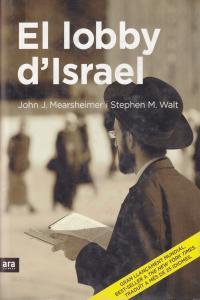 LOBBY D'ISRAEL - CAT: portada
