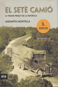 SETE CAMIO,EL - CAT 3ªED: portada