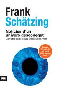 NOTICIES D'UN UNIVERS DESCONEGUT - CAT: portada