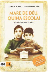 MARE DE DEU QUINA ESCOLA - CAT: portada