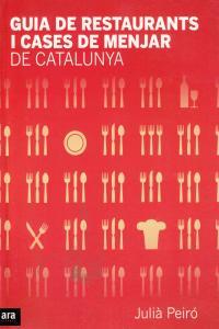 GUIA DE RESTAURANTS I CASES DE MENJAR DE CATALUNYA - CAT: portada