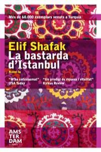 BASTARDA D'ISTANBUL - CAT: portada