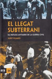 LLEGAT SUBTERRANI,EL - CAT: portada