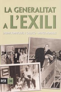 GENERALITAT A L'EXILI - CAT: portada