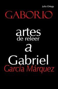 GABORIO ARTES DE RELEER A GABRIEL GARCIA MARQUE: portada