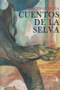 CUENTOS DE LA SELVA: portada