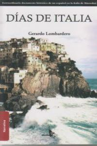 DIAS DE ITALIA: portada
