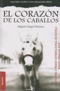CORAZON DE LOS CABALLOS,EL: portada