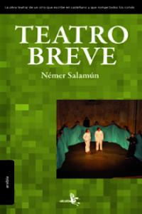 TEATRO BREVE: portada