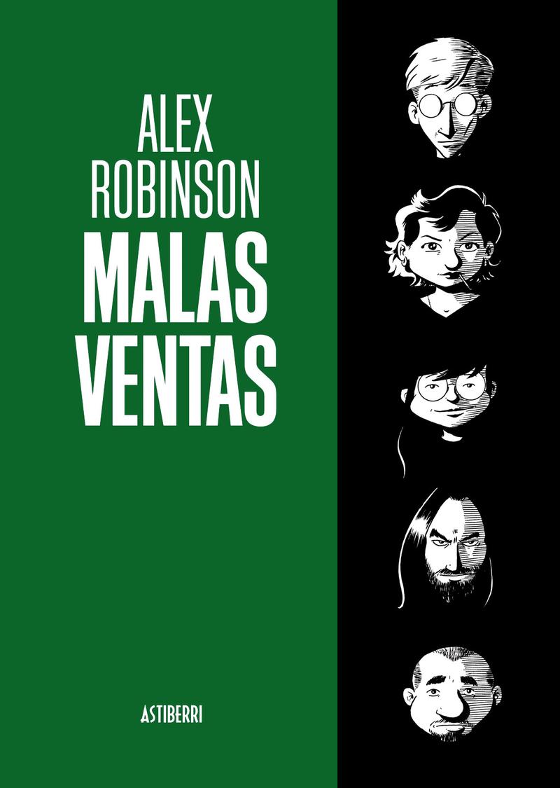 MALAS VENTAS 2ª ED.: portada