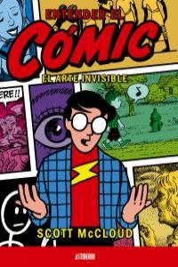 ENTENDER EL COMIC ARTE INVISIBLE 4� EDICION: portada
