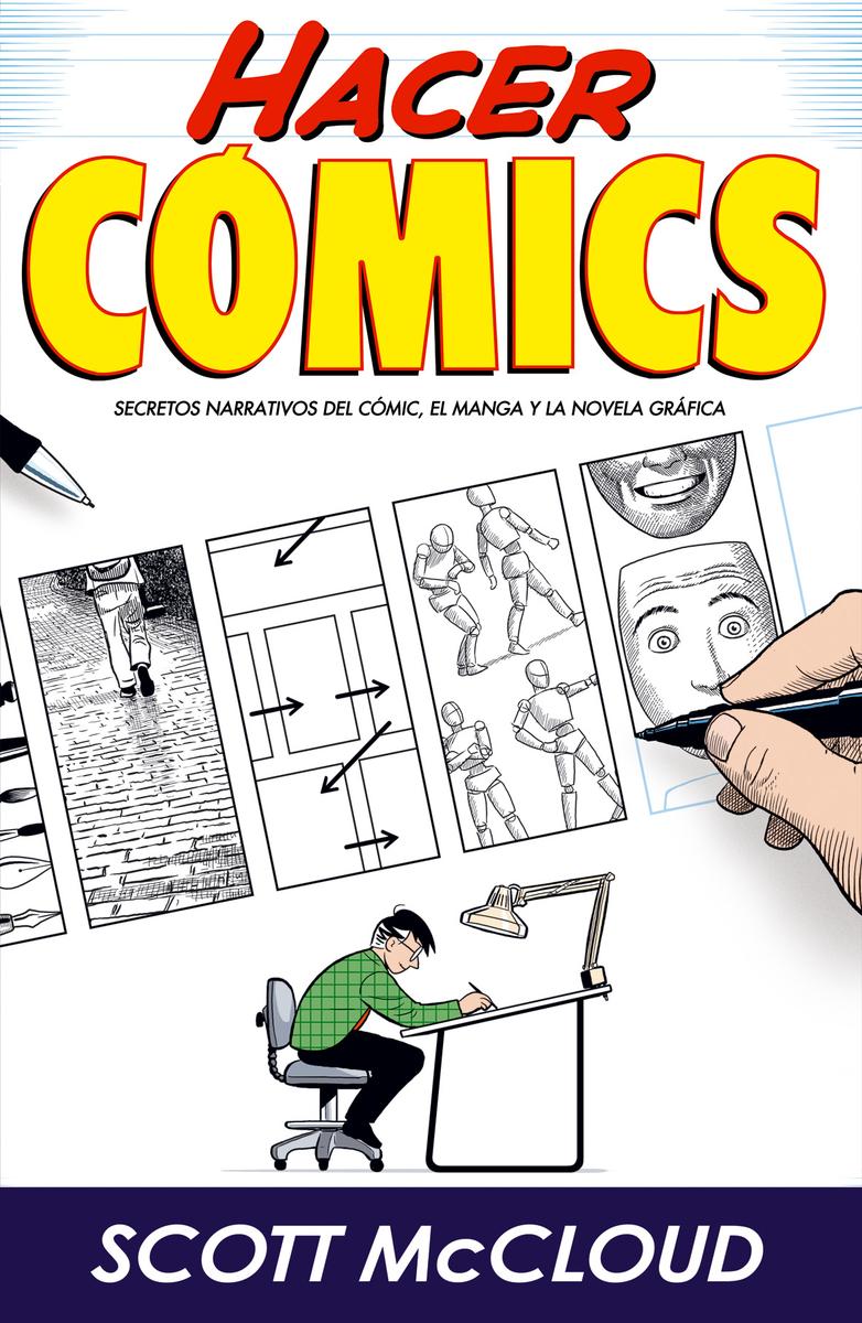 HACER COMICS 5.ª ED.: portada