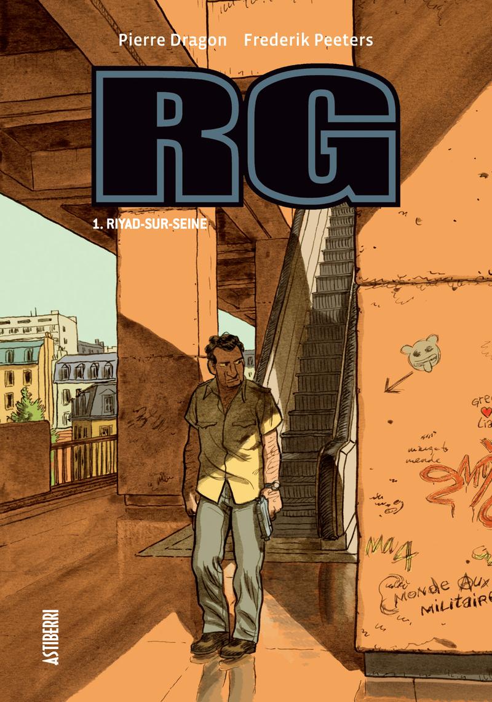 RG RIYAD-SUR-SEINE: portada