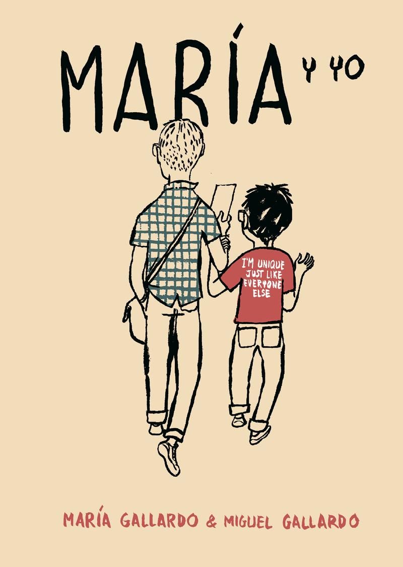 MARIA Y YO 7ªED: portada
