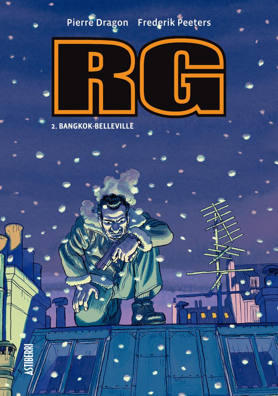 RG II BANGKOK-BELLEVILLE: portada