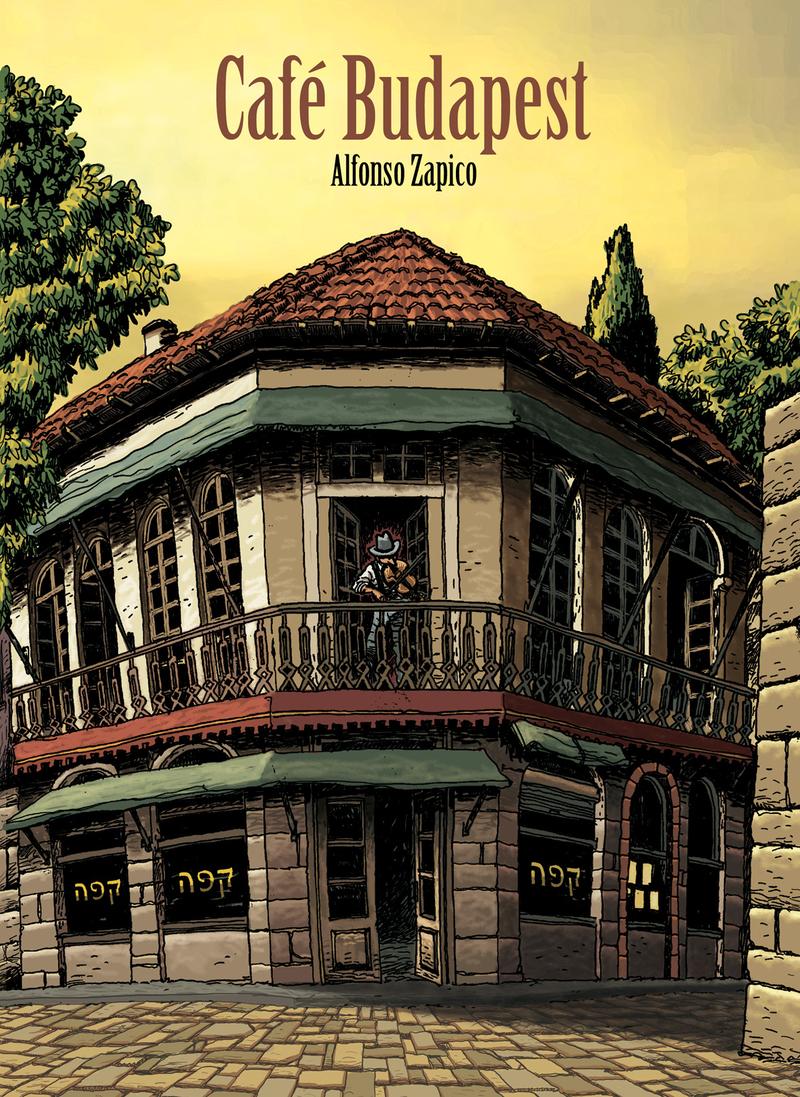 CAFE BUDAPEST 4.ª ED.: portada