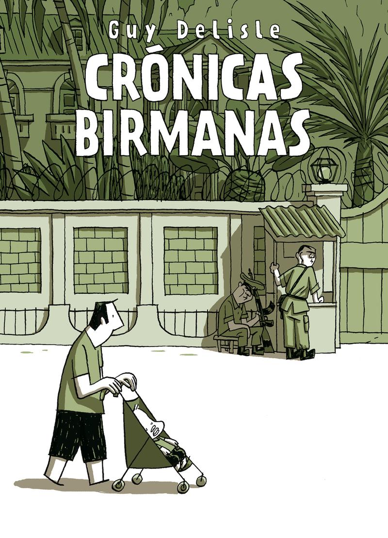 CRONICAS BIRMANAS 6.ª ED.: portada