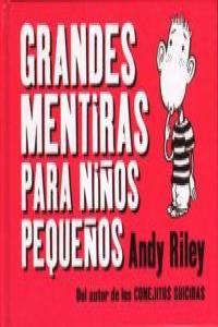 GRANDES MENTIRAS PARA NIÑOS PEQUEÑOS 2.ª ED.: portada