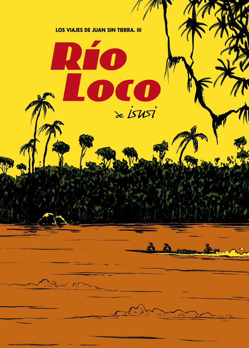 RIO LOCO: portada