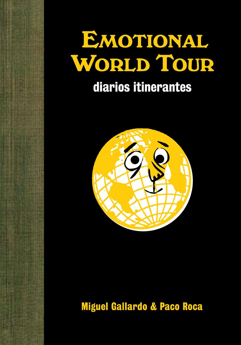 EMOTIONAL WORLD TOUR -ED. LIMITADA: portada